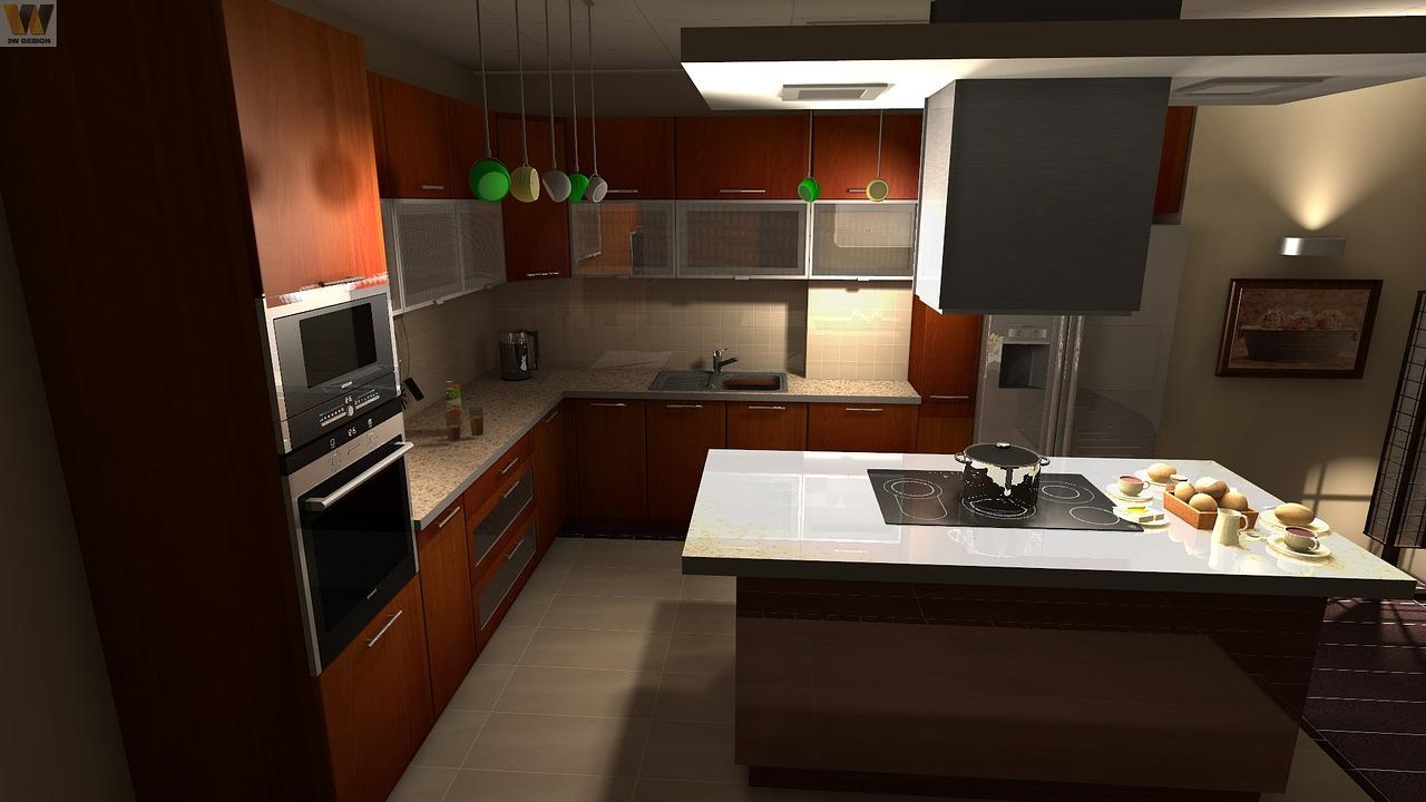 Como escolher a iluminação LED para a sua cozinha