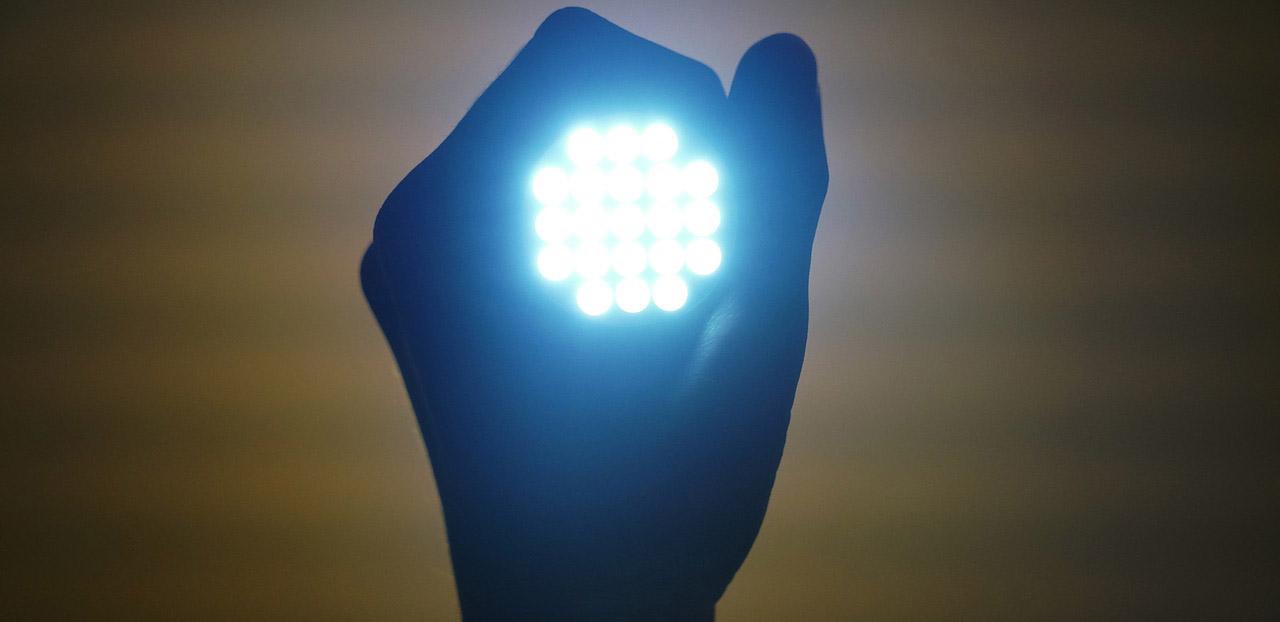 Iluminação Industrial – Escolha a luz certa